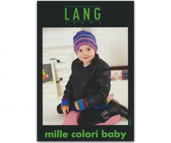 Anleitungen zu Mille Colori Baby von LANG YARNS, Herbst 2015