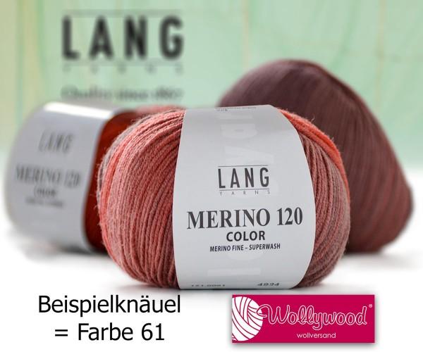 Merino 120 Color von LANG YARNS