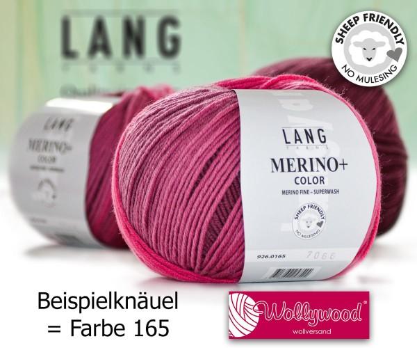 Merino Plus Color von LANG YARNS