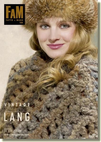 Fatto a Mano 184 Vintage von LANG YARNS, Herbst 2011