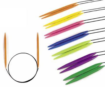 Rundstricknadeln aus Kunststoff von Lana Grossa