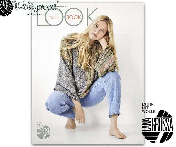 Lookbook 10 von Lana Grossa, Frühjahr 2021