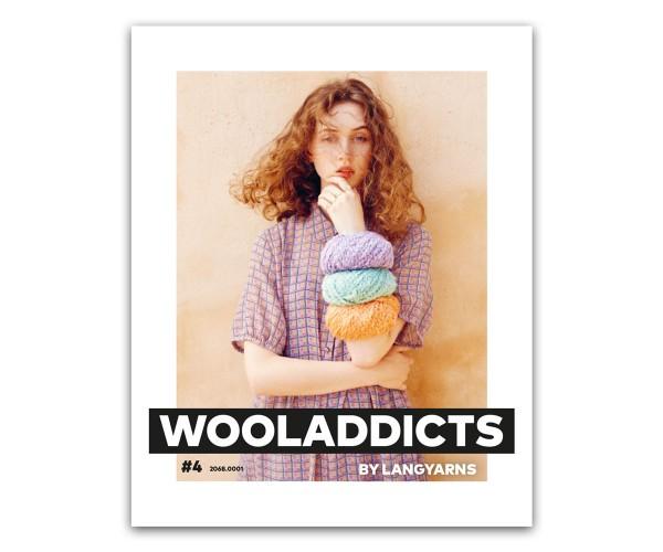 WOOLADDICTS #4 BY LANG YARNS, Frühjahr 2020