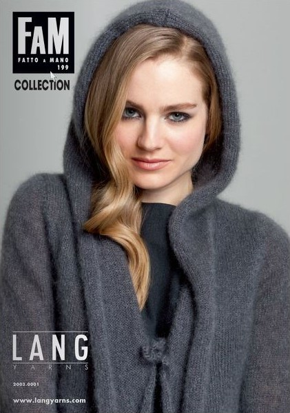 Fatto a Mano 199 Collection von LANG YARNS, Herbst 2013
