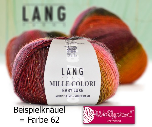 Mille Colori Baby Luxe von LANG YARNS