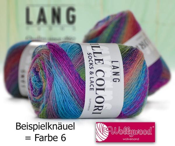 Mille Colori Socks & Lace von LANG YARNS