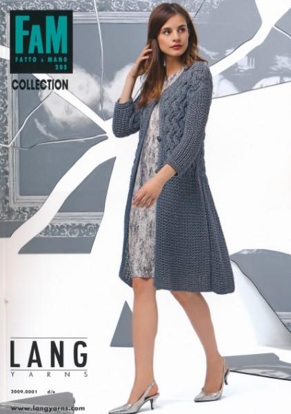 Fatto a Mano 205 Collection von LANG YARNS, Frühjahr 2014