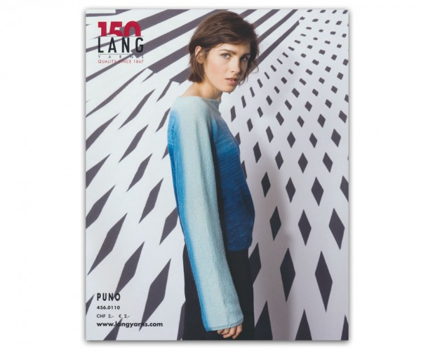 Booklet PUNO von LANG YARNS, Herbst 2017