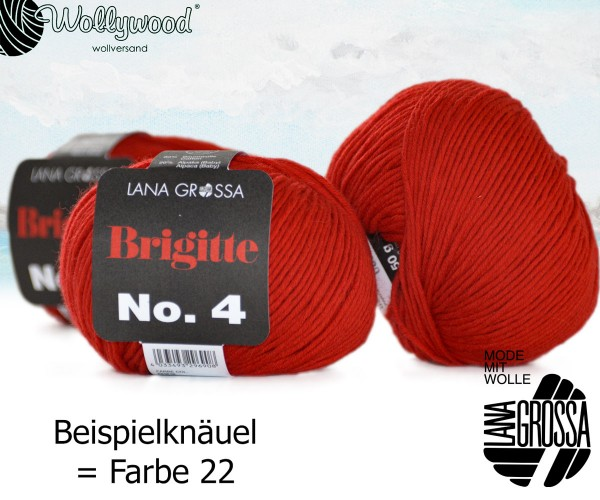 Brigitte No.4 von Lana Grossa