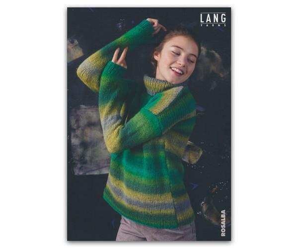 Flyer Pullover aus Rosalba - LANG YARNS, Herbst 2019