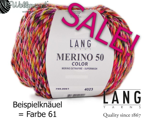 Merino 50 Color von LANG YARNS