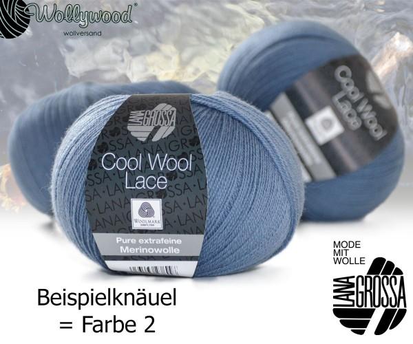 Cool Wool Lace von Lana Grossa