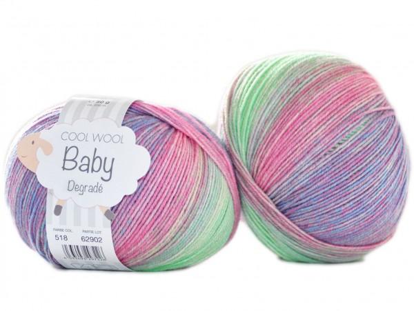 Cool Wool Baby Degradè (50g) by Lana Grossa