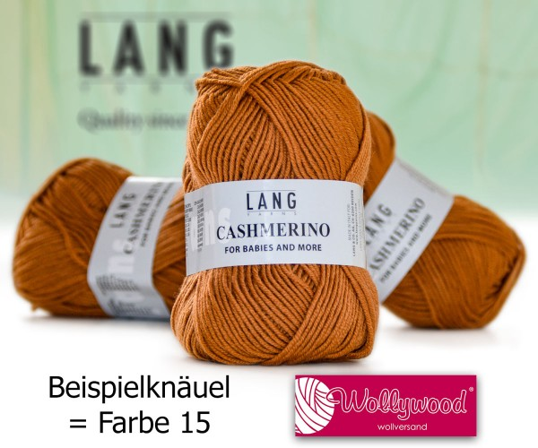 Cashmerino for Babies and More von LANG YARNS