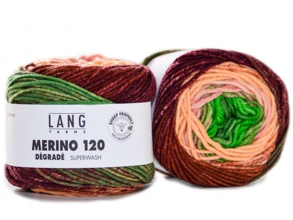 Merino 120 Dégradé by Lang YARNS