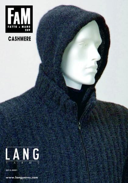Fatto a Mano 209 Cashmere von LANG YARNS, Herbst 2013