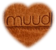 New! muud leather