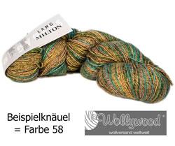 MILTON 100g Lang Yarns  unverwechselbare Einzelstücke made by you alle Farben