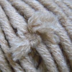 Knoten im Strickstück sind tabu!